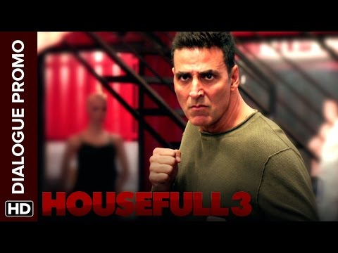Akshay Is The Kabadi Of Housefull | Housefull 3 | Dialogue Promo