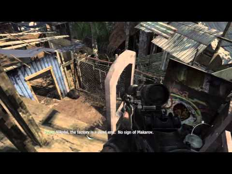 Call of Duty: Modern Warfare 3 - Walkthrough - Part 5 [Mission 5: Back on the Grid] (MW3 Gameplay)