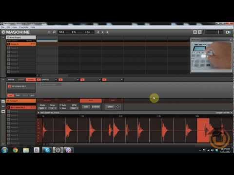 Tutorial: How to Chop breaks using Maschine Mikro MK2