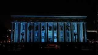 Oil - Projection Mapping (YARAT)