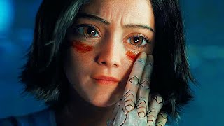 ALITA: BATTLE ANGEL Movie Review (2019)