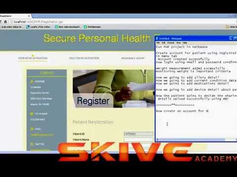 Scalable and Secure Sharing of Personal Health Records in Cloud Computing Using ABE(Java)