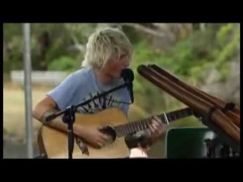 FINGERS Mitchell Cullen Dreaming Australian Tour 2012