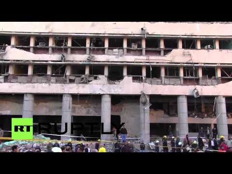 Egypt: Police HQ blast kills at least four