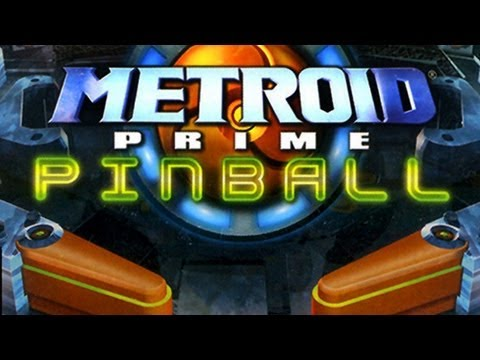 CGRundertow METROID PRIME PINBALL for Nintendo DS Video Game Review