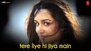 Tum hi ho Indian song