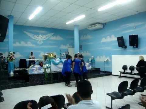 O Extraordinário - Jotta A - Grupo de coreografia Eliel - Paz e Vida Campo Limp