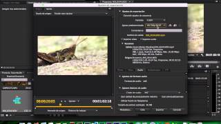 Ajustar un video a una nueva secuencia en Adobe Premiere Pro CS6 para subir a Youtube