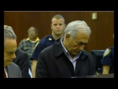Strauss-kahn (socialist): Charged With 'attempted Rape' video