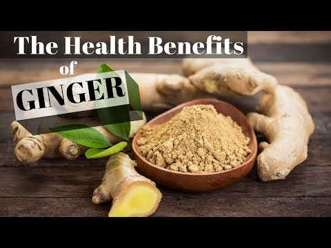The Health Benefits of Ginger Video Download