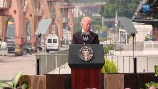 Remarks by the Vice President on U.S. - Brazil Relations
