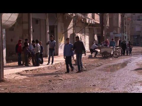 Syrie: l'ONU veut plus d'accès au camp de Yarmouk