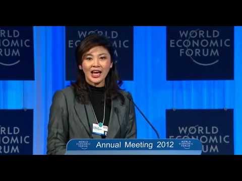 Davos 2012 - Women as the Way Forward