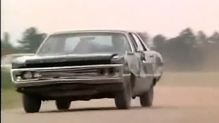 '71 Plymouth Fury in Moonrunners