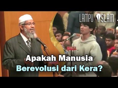 Apakah Manusia Berevolusi Dari Kera? | Dr. Zakir Naik