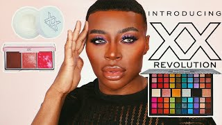 XX REVOLUTION FIRST IMPRESSIONS! THE NEW MAKEUP REVOLUTION BRAND! YIKES! |ThePlasticBoy