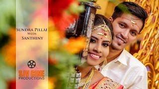 Malaysian Indian Wedding Highlights  Sundra Pillai & Santhiny