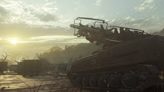 Attacking Russian Nuclear Base - Modern Warfare Remastered
