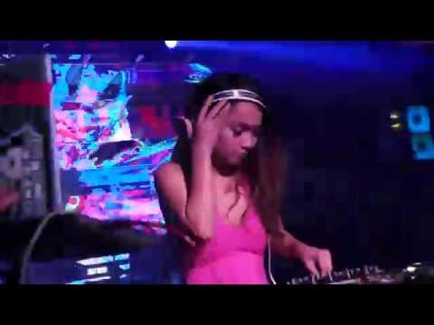 DJ Janice Philiphines on Friday party night 01 7 at Club Celebrities Miri, Malaysia 2