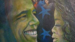 The Obama Artist Part 1 Oprobamamania By Smith Georges