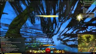 GW2 HoT - Auric Basin Mastery Point at Masks of the Fallen