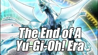 The End of a Yu-Gi-Oh! Era