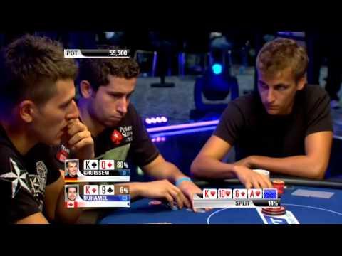 EPT 9 Barcelona 2012 - Super High Roller, Episode 1 | PokerStars.com