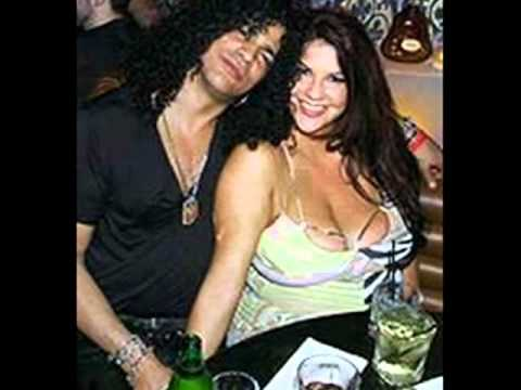 PERLA AND SLASH! 20 YEARS OF LOVE!