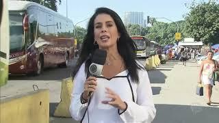 Greve prejudica transporte público no Rio de Janeiro