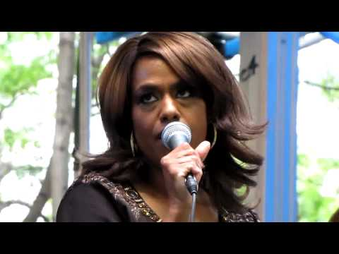 Jennifer Holliday, God Bless The Child, Brooklyn, NY 6-3-10