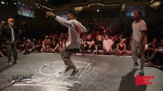 Final House Dance - JUSTE DEBOUT HOLLAND 2017