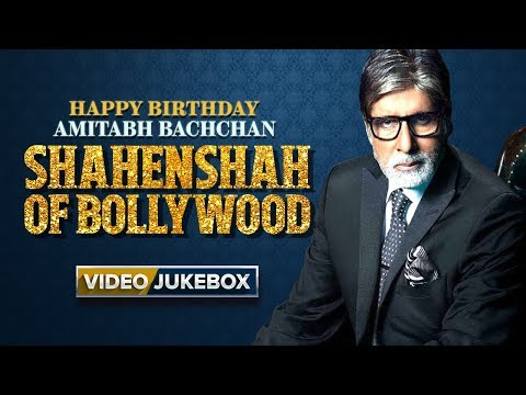 download lagu Happy Birthday Amitabh Bachchan  The Shahenshah Of Bollywood gratis