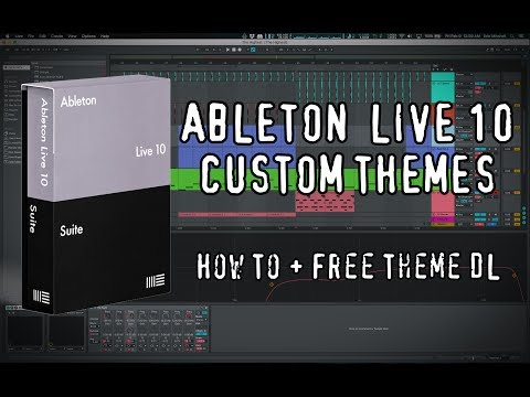 free ableton 9 skins