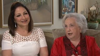 Gloria Estefan 39 S Hilarious Mom Didn 39 T Think She Would Make It As A Performer