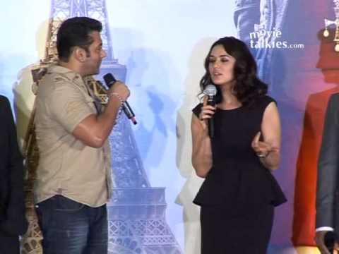 Preity Zinta: 'kissing Scenes Are Missing In 'ishkq In Paris'' video