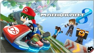 Imbatible! - Mario Kart 8 con Exo, Lady Boss y Sylkeka (60fps)