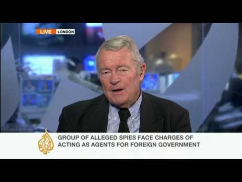 "Former UK intelligence officer talks about ""Russian spy"" arrests in US"