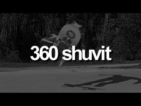 360 Shuvit: First-Person Skateboarding.