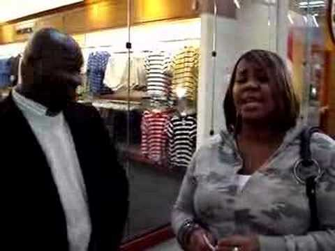 Rhonda Mclemore sing LIVE on the spot w/ Larry W. Robinson Video