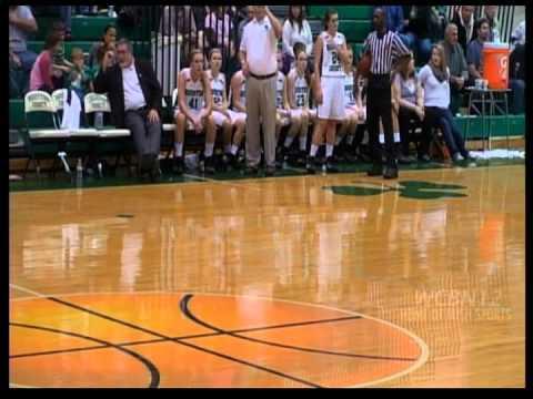 Houston County Vs Montgomery Central High School Girls Basketball