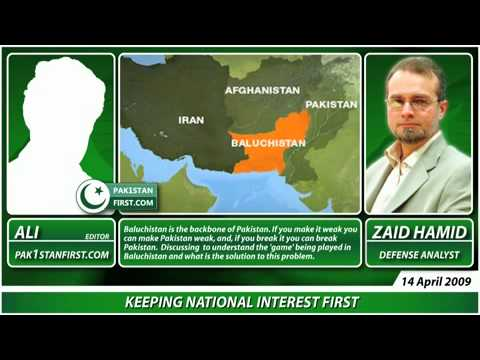 BT-126.4 Zaid Hamid on Baluchistan Issue Part 04