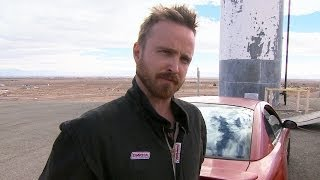 """Need For Speed """"Aaron Paul Driving School"""" Official Featurette"""