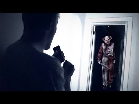 I Talked To The Killer Clown's.. (scary)