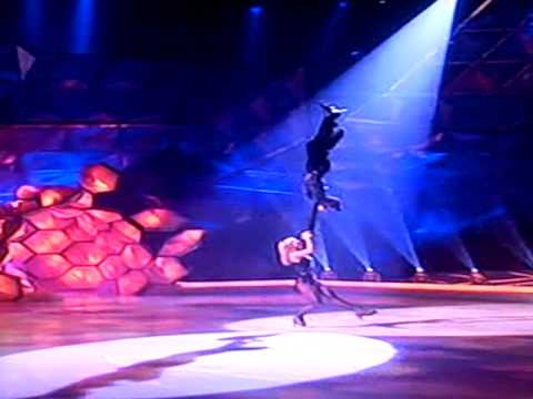 Dancing On Ice The Final - Ray Quinn skates to Greatest Day