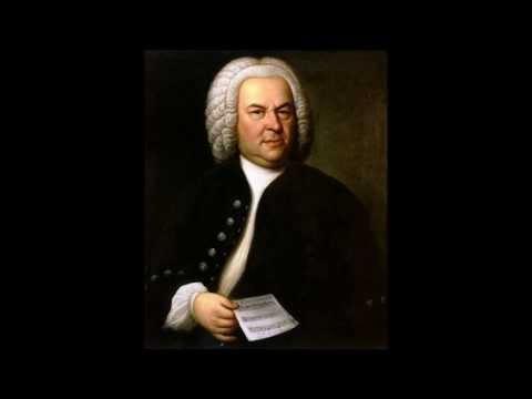Бах Иоганн Себастьян - Gigue from the Lute Suite