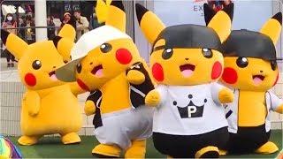 Nhạc Pikachu Nhảy Sôi Động ✌ LK Nhạc Thiếu Nhi Sôi Động Giúp Bé Ăn Ngon ✌ Vũ Điệu Pokemon