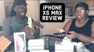 IPhone XS MAX UNBOXING & Review | 📱