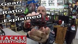 Choosing The Correct Gear Ratio For Bass Fishing...PLUS Reel Give Away