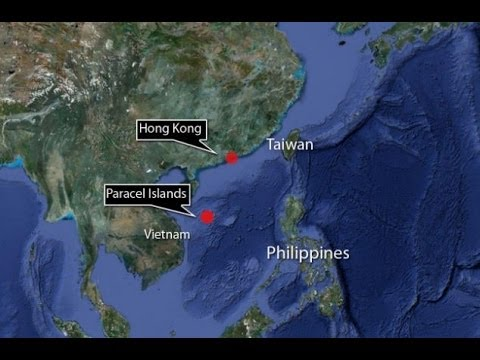 Vietnamese deploy missile in Nansha Island in south china sea after trespassing chinese Territory