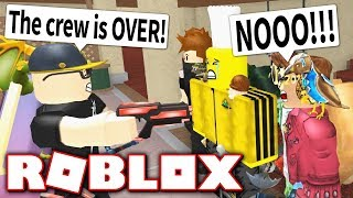 THE CREW IS OVER... (Roblox Murder Mystery 2)